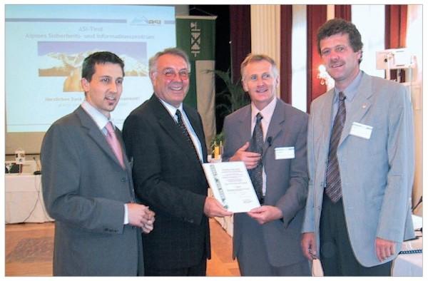 Arge Alp Zukunftspreis 2002
