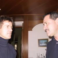 Erich Ladstätter und Norbert Zobl