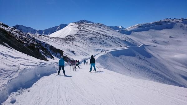 Anpassen der Geschwindigkeit - Wahrheitsfrage - Skiunfälle