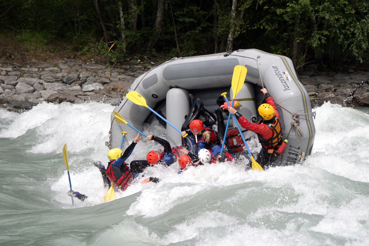 swiftwater rescue training flip
