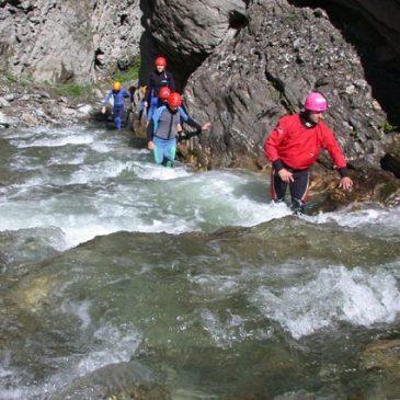 Radurschl – Canyoning Schluchtenführer