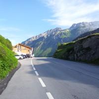 Sperre Arlberg - Umleitung über Arlbergpass