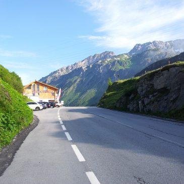 Arlbergtunnel war April-Nov 2015 gesperrt