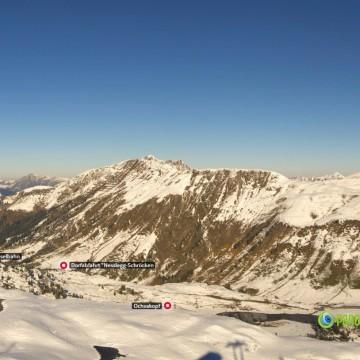 Webcam Warth Schröcken am Arlberg