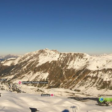 Webcam Warth Schröcken am Arlberg