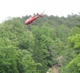 Deutscher starb bei Canyoning-Unfall im Ötztal