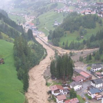 Das Hochwasser 2005 – 10 Jahre danach