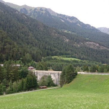Pegel Inn – Pfunds Kajetansbrücke