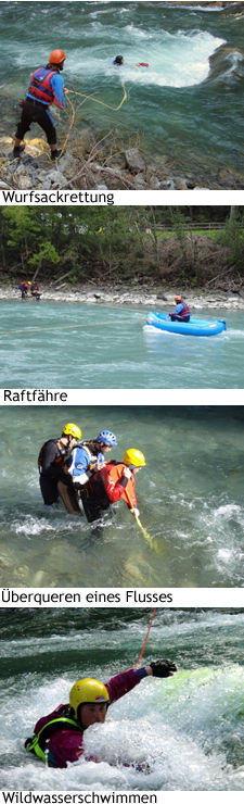 Swiftwater rescue 2007