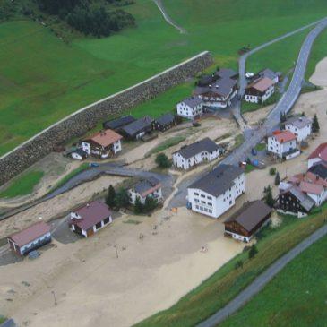 Fotos Hochwasser 2005