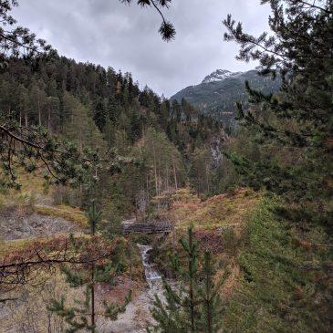 Wiesbach – Canyoning Schluchtenführer