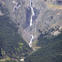 Wasserfalle - Oberer Lochbach