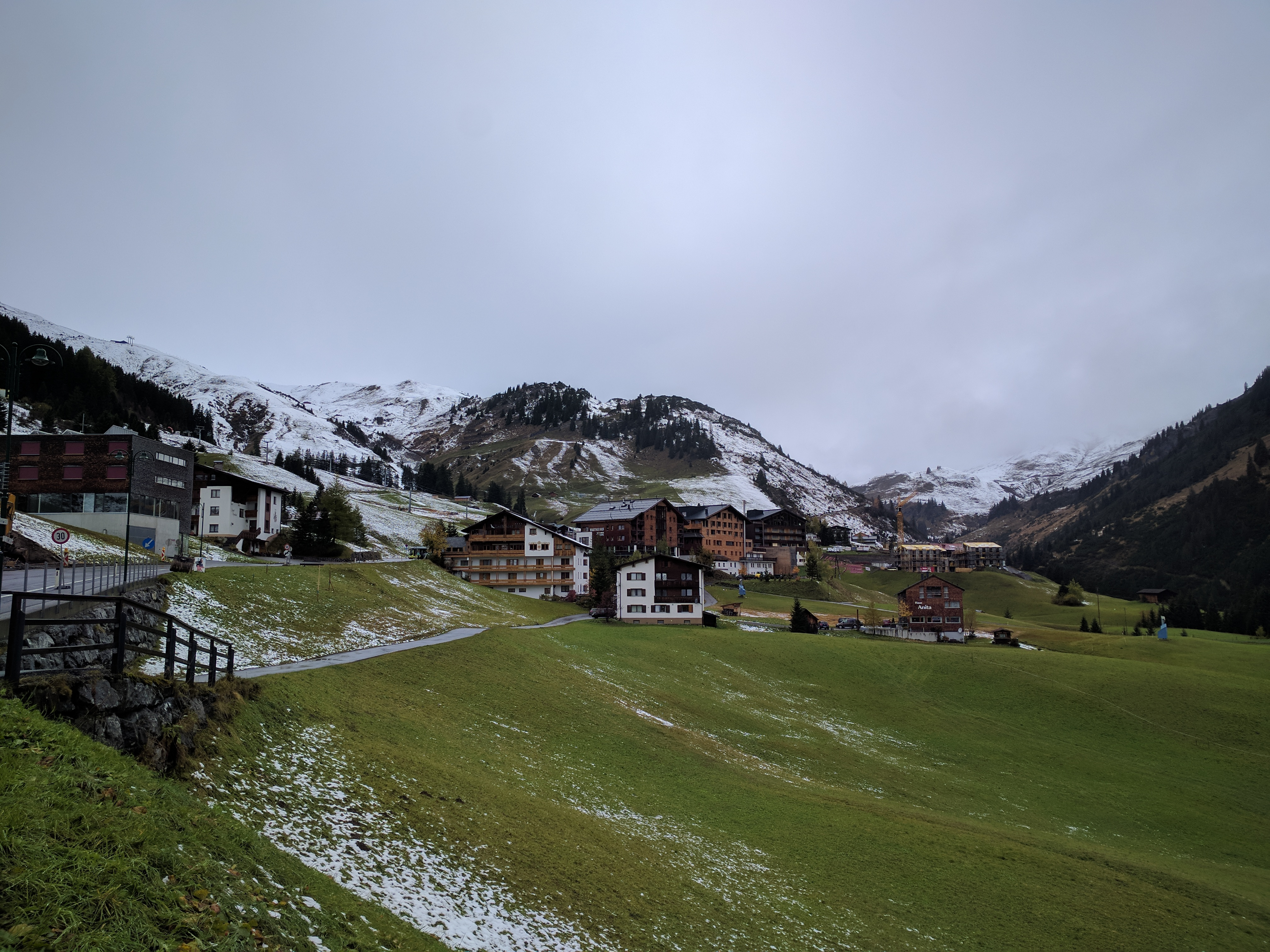 Webcam Warth am Arlberg