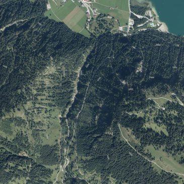 Strindenbach – Canyoning Schluchtenführer