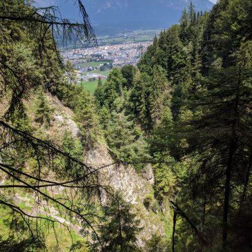 Latreinbach Canyoning Schluchtenführer