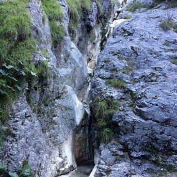 Kühbach – Canyoning Schluchtenführer