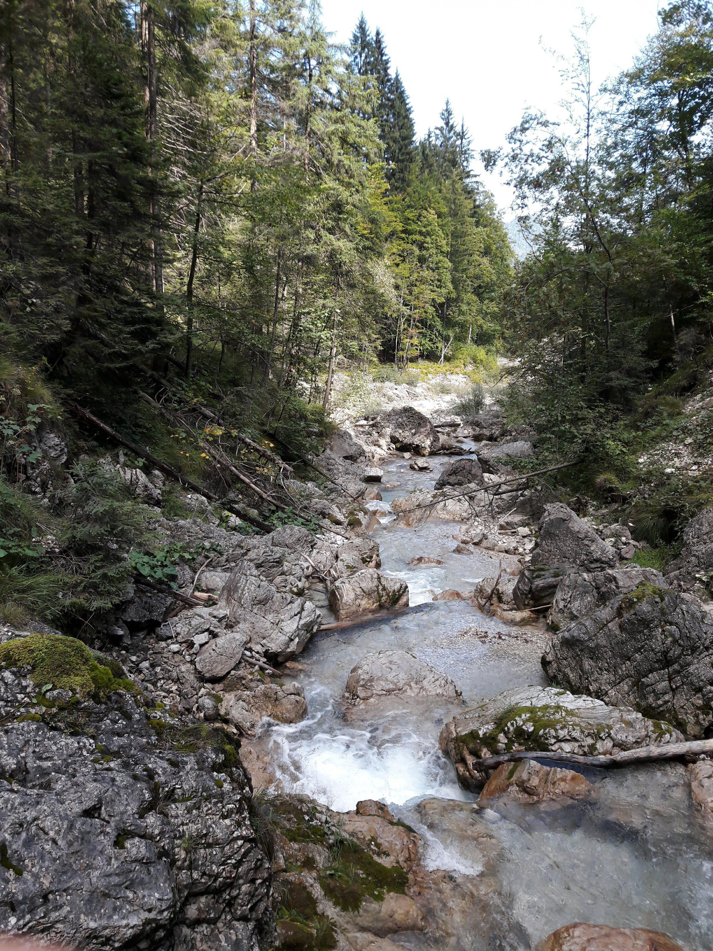 Sababach Ausstieg links