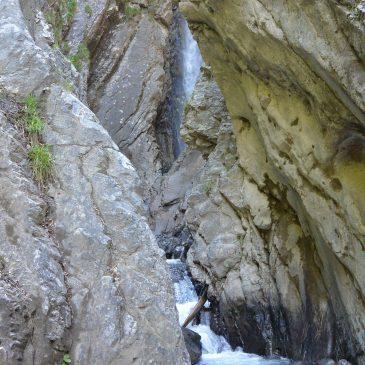 Silbergraben Canyoning Schluchtenführer