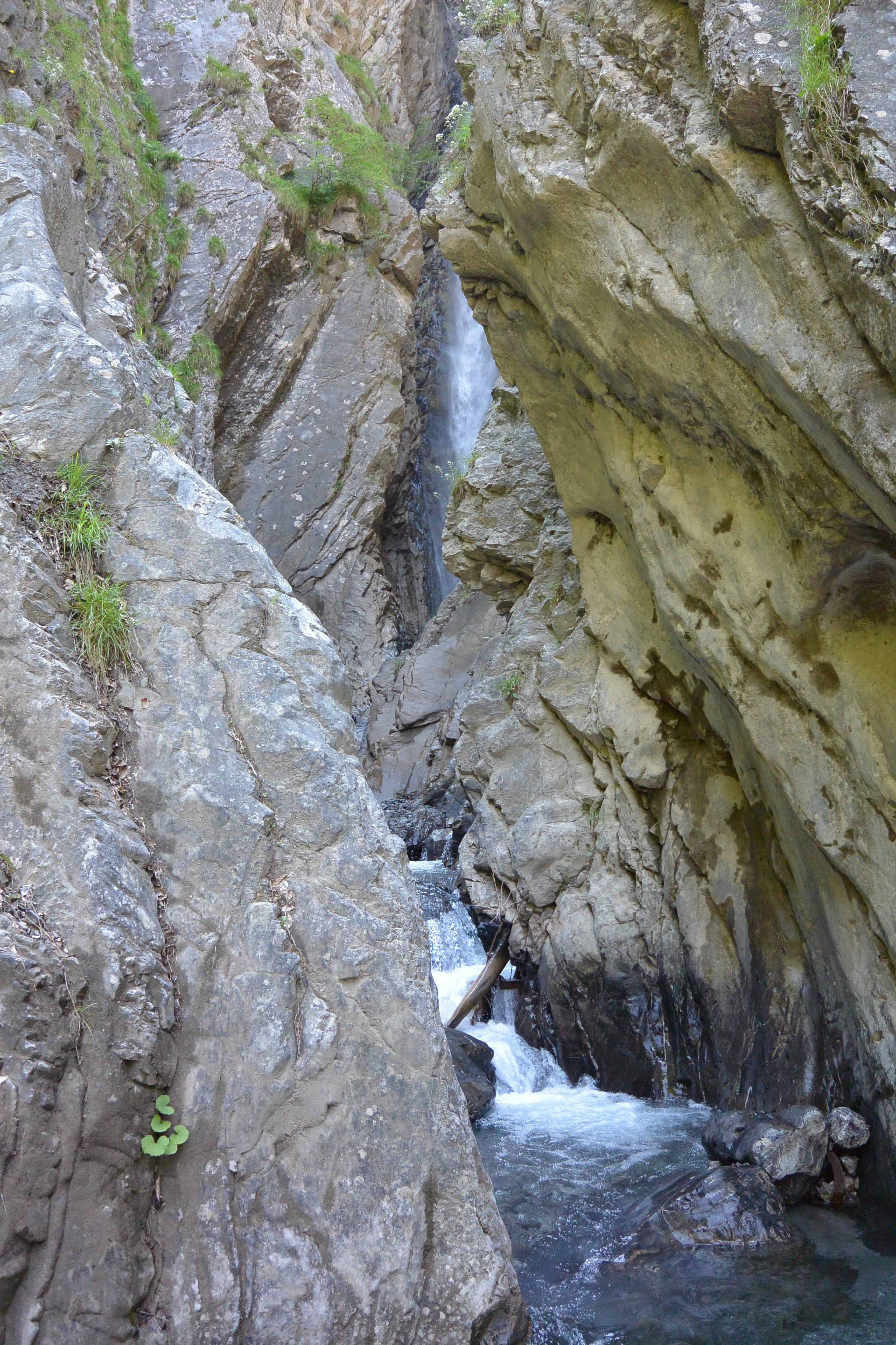 Canyoning Silbergraben, Oberdrauburg. Foto Public Domain