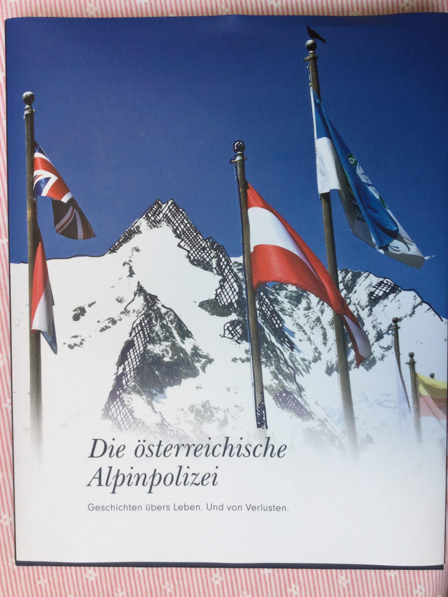 Die österreichische Alpinpolizei