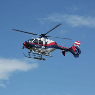 Hubschraubereinsätze der Flugpolizei kostenpflichtig?
