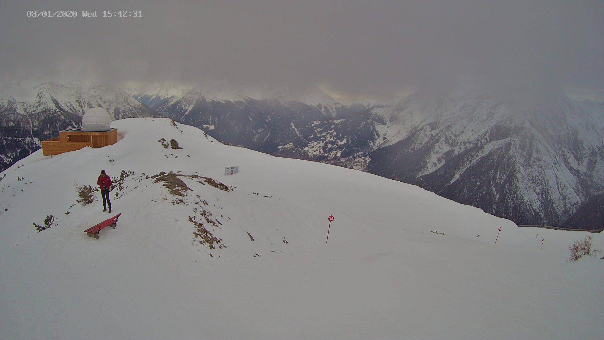 Webcam Skigebiet Venet - Landeck-Zams